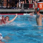 POLY TAKES WATER POLO TO THE DEEP END