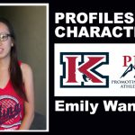 PROFILE IN CHARACTER – EMILY WANG