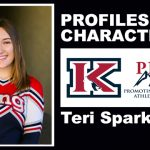 PROFILE IN CHARACTER – TERI SPARKS