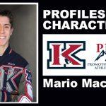 PROFILE IN CHARACTER – MARIO MACHUCA