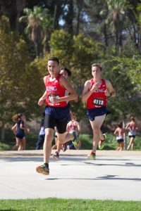 Cross Country Big 8 League Meet