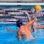 WATER POLO GOES 3-2 IN CORONADO TOURNEY