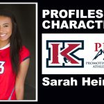 PROFILE IN CHARACTER – SARAH HEIN