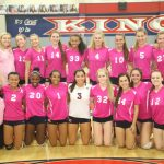 DIG PINK EVENT DRAWS TEARS AND A WIN