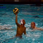 BEATING EXPECTATIONS, WATER POLO WINS LEAGUE