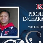 PROFILE IN CHARACTER – WESLEY HARRIS