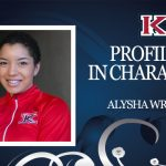 PROFILE IN CHARACTER – ALYSHA WRIGHT