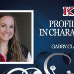 PROFILE IN CHARACTER – GABBY CLARK
