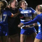 THIRD MINUTE'S THE CHARM FOR NORCO