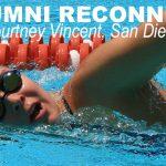 ALUMNI RECONNECT – COURTNEY VINCENT