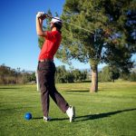 GOLF TAKES POLY IN CROSS TOWN CLASH