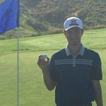 BUTLER SHOOTS A HOLE IN ONE IN WIN OVER CENTENNIAL
