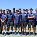 TENNIS GATHERS INDIVIDUAL AND TEAM HONORS