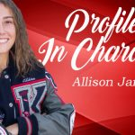 PROFILE IN CHARACTER – ALLISON JANES
