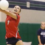 VOLLEYBALL FALLS TO CHAPARRAL