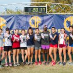 STATE MEET WRITES A HAPPY ENDING FOR GIRLS CROSS COUNTRY
