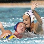 GIRLS JUST MISS THE CROWN IN CORONADO TOURNEY