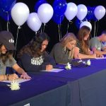 WINTER SIGNING ADDS SIX MORE TO COLLEGE RANKS