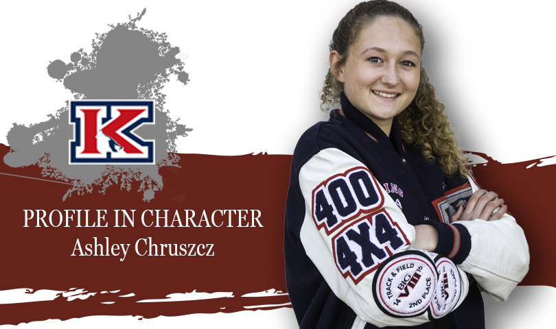 PROFILE IN CHARACTER – ASHLEY CHRUSZCZ