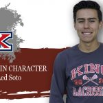 PROFILE IN CHARACTER – LED SOTO