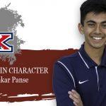 PROFILE IN CHARACTER – OMKAR PANSE