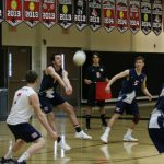 VOLLEYBALL SMILING AGAIN AS IT AIMS TO FINISH WELL