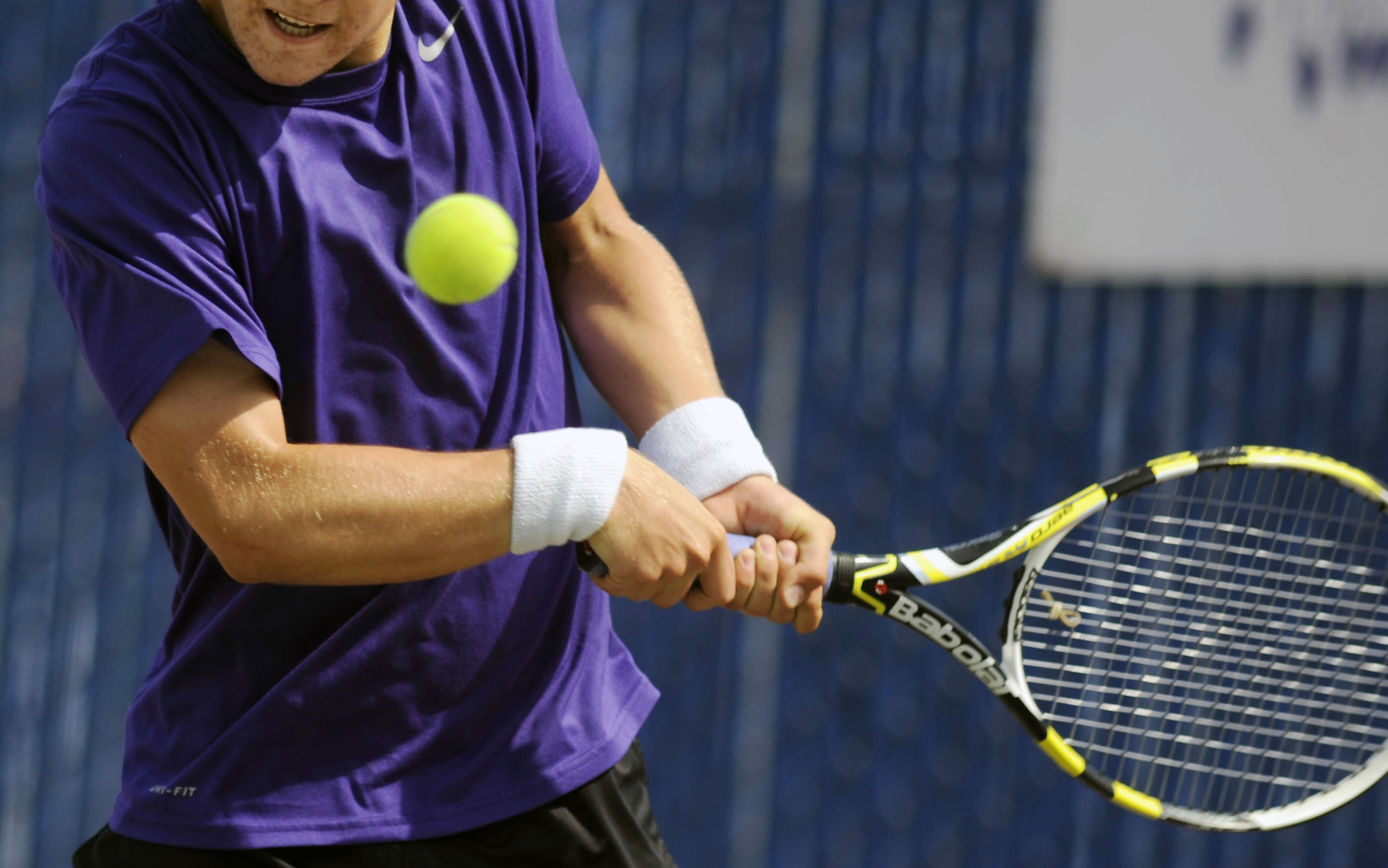 AND BOOM! THEY'RE BACK! TENNIS DOMINATES ON RE-OPENER