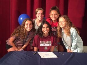Spring NLI Signing Event