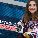 PROFILE IN CHARACTER – LAUREN PEURIFOY