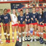 Volleyball Senior Night - by Jeff Edwards
