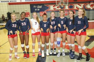 Volleyball Senior Night – by Jeff Edwards