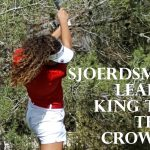 SJOERDSMA LEADS KING TO THE CROWN