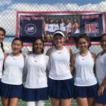 STEPPING OUT, TENNIS STEPS UP AND OVER CORONA