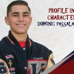 PROFILE IN CHARACTER – DOMINIC PASSALACQUA