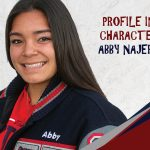 PROFILE IN CHARACTER – ABBY NAJERA