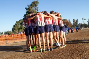 CROSS COUNTRY CIF PRELIMINARIES