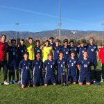 SOCCER PLACES SECOND IN SAN-G TOURNEY