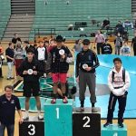 TOP WRESTLERS PLACE WELL AT LEAGUE FINALS