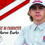 PROFILE IN CHARACTER – AJ BURKE