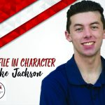 PROFILE IN CHARACTER – LUKE JACKSON
