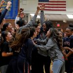 GIRLS GET A LOT DONE IN QUARTERFINAL WIN AGAINST NORTH