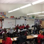 BASEBALL PLAYERS JOIN READ ACROSS AMERICA CAMPAIGN