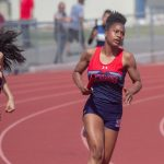 RIVERSIDE IS TRACK TOWN FOR A DAY