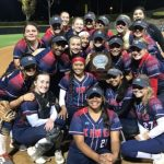 SOFTBALL RALLIES, DEFEATS EDISON TO WIN ALAN DUGARD TOURNEY