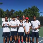 BOYS TENNIS NETS NUMEROUS LEAGUE AWARDS