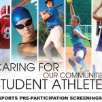 SPORTS PHYSICALS WILL BE ON CAMPUS IN JANUARY