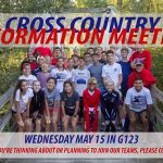 CROSS COUNTRY INFORMATION MEETING