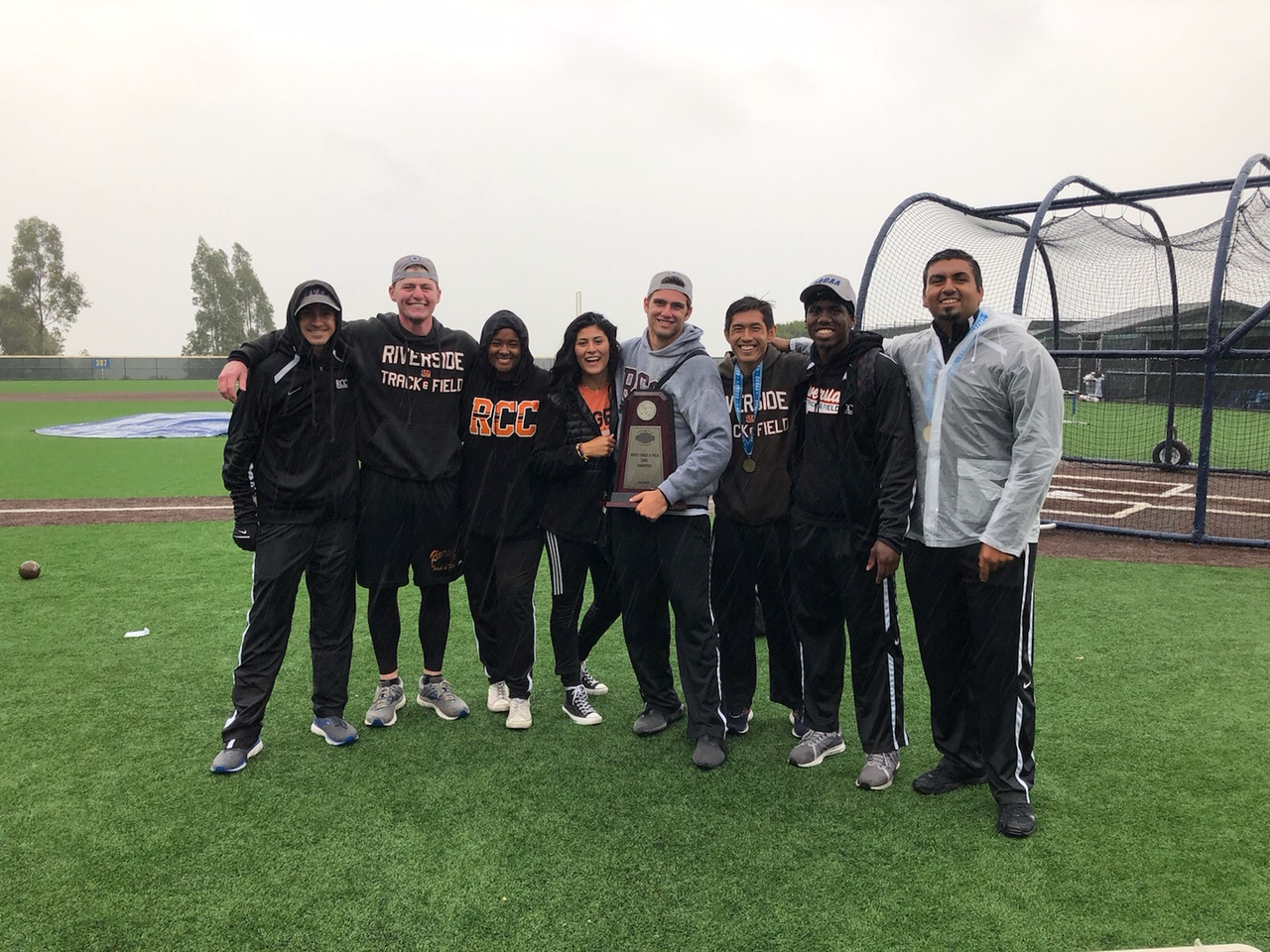 KING TRACK ALUMS HELP PROPEL RCC TO ANOTHER STATE TITLE