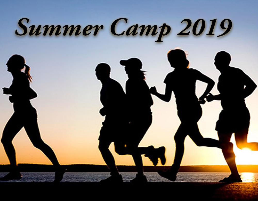 CROSS COUNTRY SUMMER CAMP STARTS ON JULY 22
