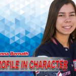PROFILE IN CHARACTER – JENNA BERNATH